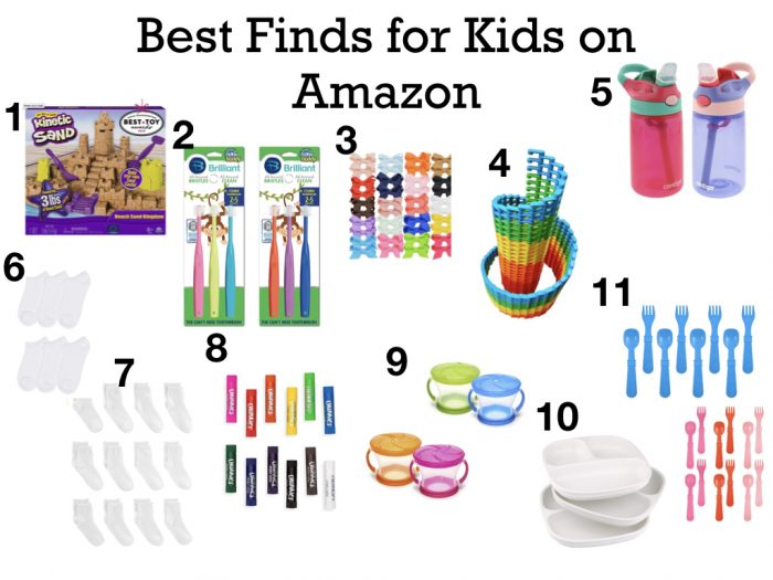 best amazon prime picks for kids - Top 10 Kids Essentials on Amazon featured by top Utah life and style blog, a Slice of Style