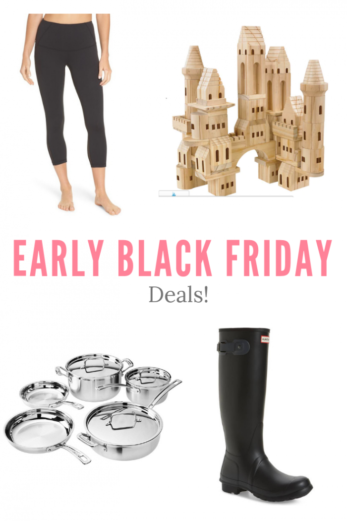 Amazon | ASOS | Pottery Barn | Target | Walmart | UGG Boots | Early Black Friday Deals! featured by top Utah life and style blog A Slice of Style