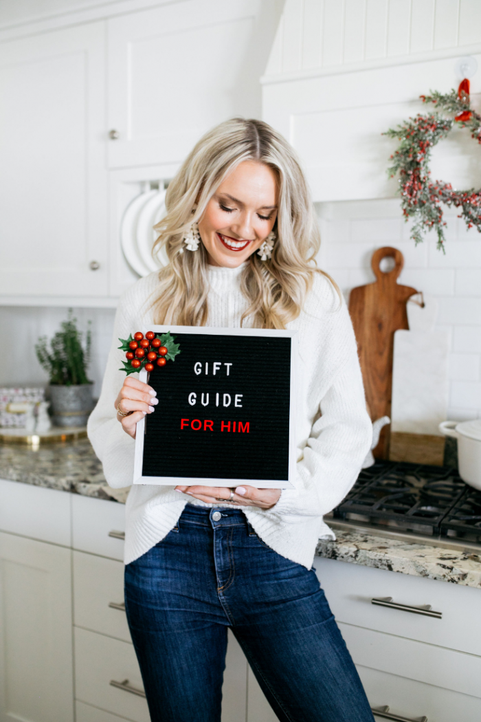 gift guide | Hydro Flask | Nordstrom | Unique Gift Ideas For Him featured by top Utah lifestyle blog A Slice of Style