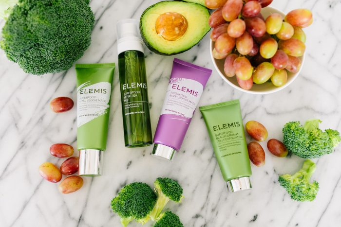 Elemis Superfood featured by top US beauty blog A Slice of Style