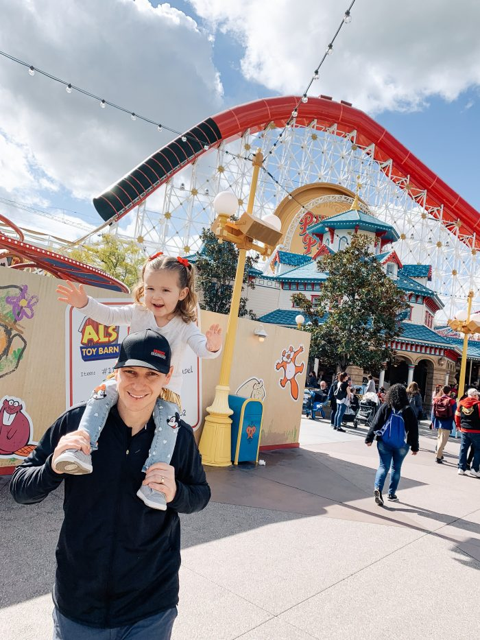Disneyland with Toddlers featured by top US life and style blog A Slice of Style