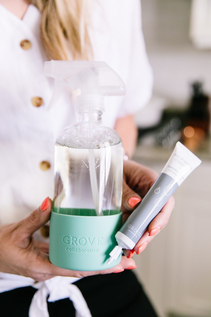 Grove Collaborative Products review featured by top US lifestyle blog, A Slice of Style