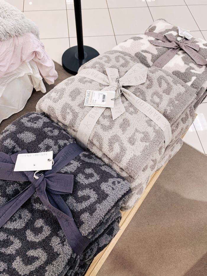 Nordstrom Anniversary Sale Haul featured by top US fashion blog, A Slice of Style: image of Barefoot Dreams throw blankets