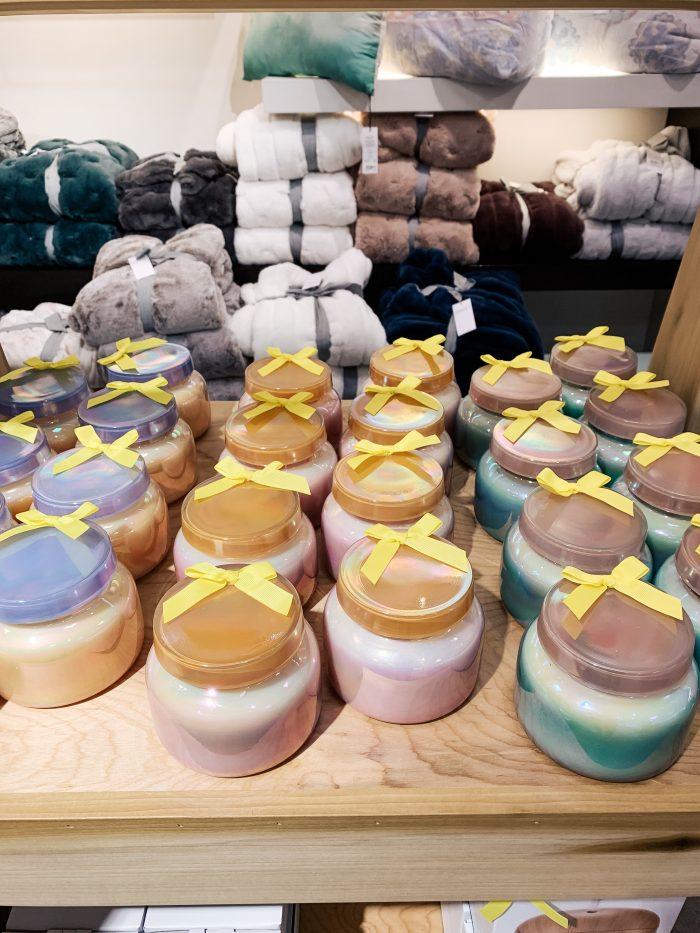 Nordstrom Anniversary Sale Haul featured by top US fashion blog, A Slice of Style: image of Anthropologie candles