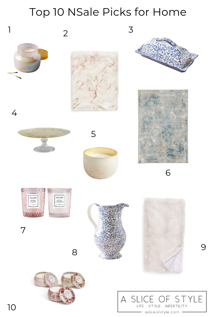 Nordstrom Anniversary Sale: Top 10 Home Essentials featured by top US lifestyle blog, A Slice of Style