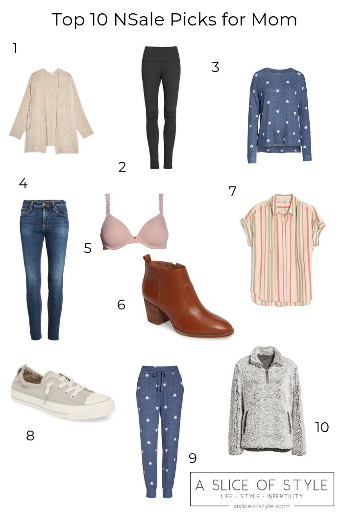 Nordstrom Anniversary Sale: Top 10 Picks for Moms featured by top US fashion blog, A Slice of Style