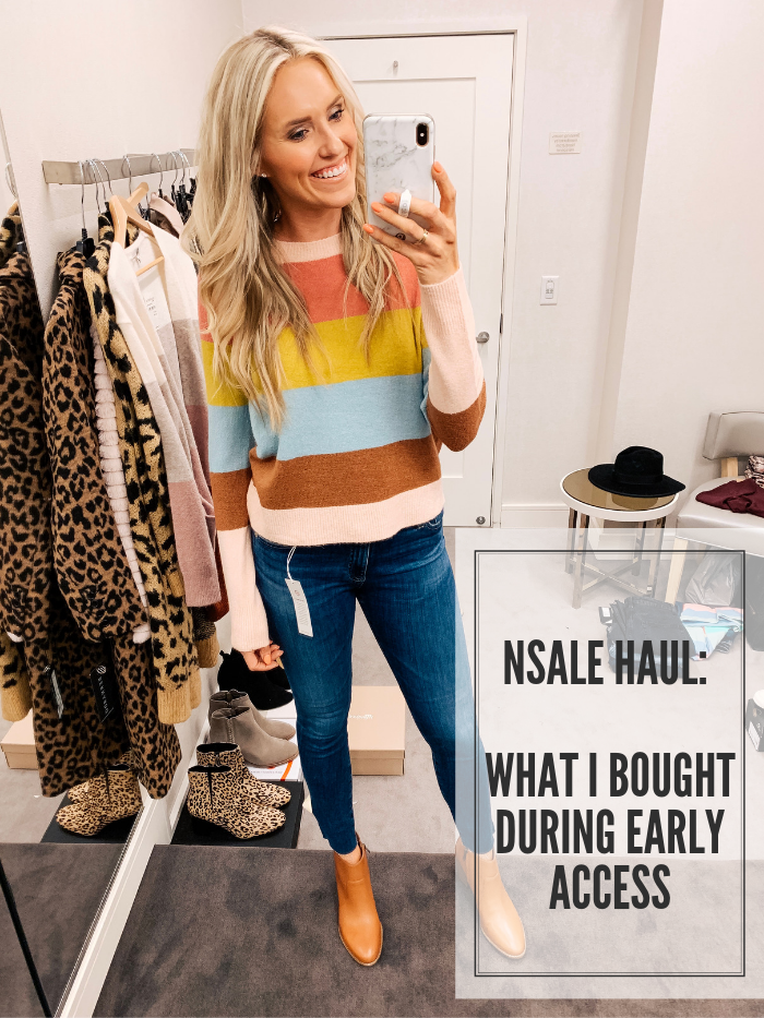 Nordstrom Anniversary Sale Haul featured by top US fashion blog, A Slice of Style