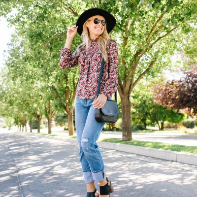 Summer to Fall Transition Pieces from Nordstrom
