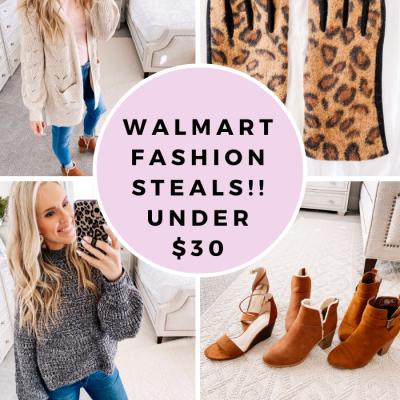 Walmart Fashion November Haul!