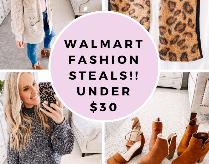 Walmart Fashion Favorites for November featured by top US fashion blog, A Slice of Style