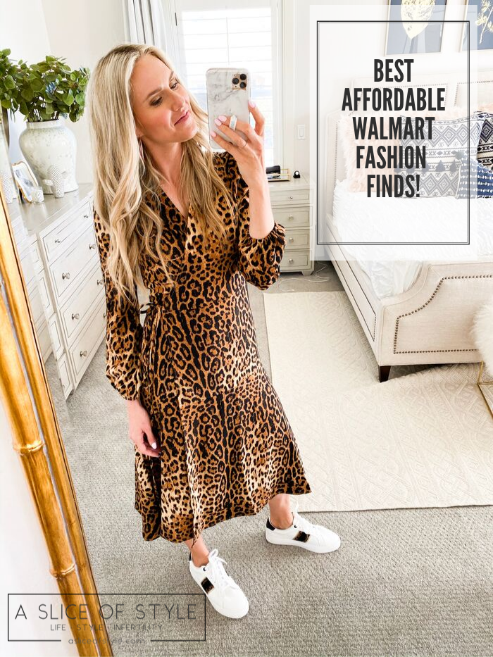 Walmart Fall fashion haul featured by top US fashion blog, A Slice of Style