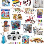Best Toys for 3 Year Olds from Walmart featured by top US life and style blog, A Slice of Style