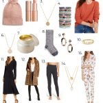Holiday Gift Guide: Unique Gift Ideas for Her from Nordstrom featured by top US fashion blog, A Slice of Style