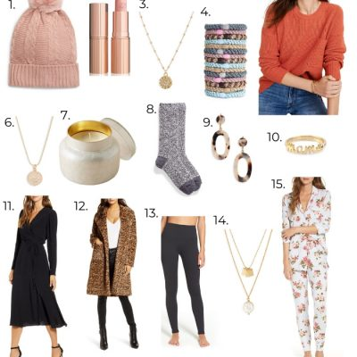 Holiday Gift Guide: Unique Gift Ideas for Her from Nordstrom