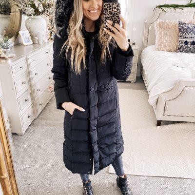 Amazon Fashion Winter Favorites: November Haul