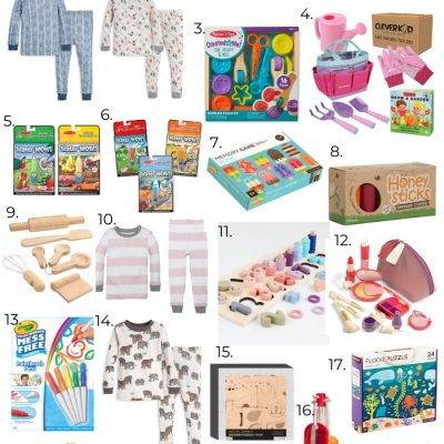 Holiday Gift Guide: Best Gifts for 3 Year Olds from Amazon!