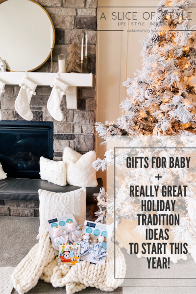 Best Walmart Gifts for Babies featured by top US life and style blog, A Slice of Style