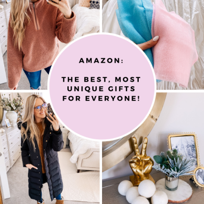 Amazon December Haul: The Best Amazon Gifts for ANYONE!