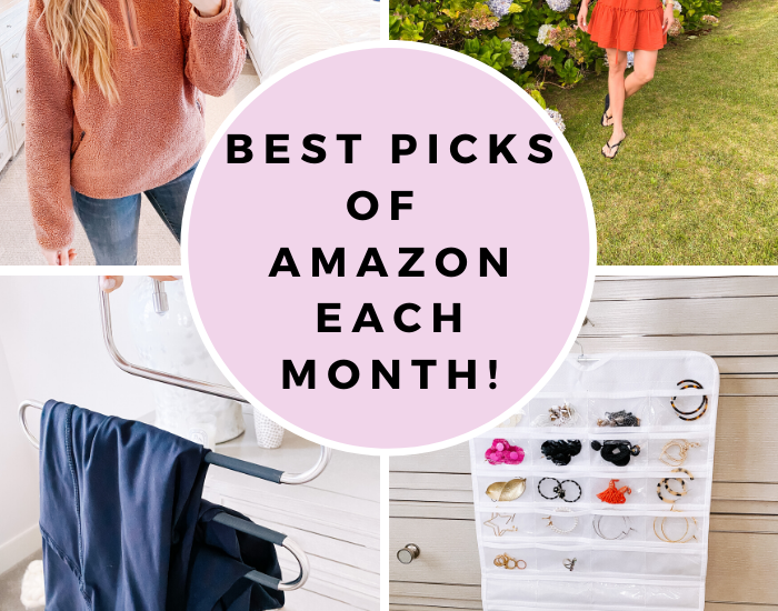 Amazon winter fashion favorites featured by top US mom fashion blog, A Slice of Style.
