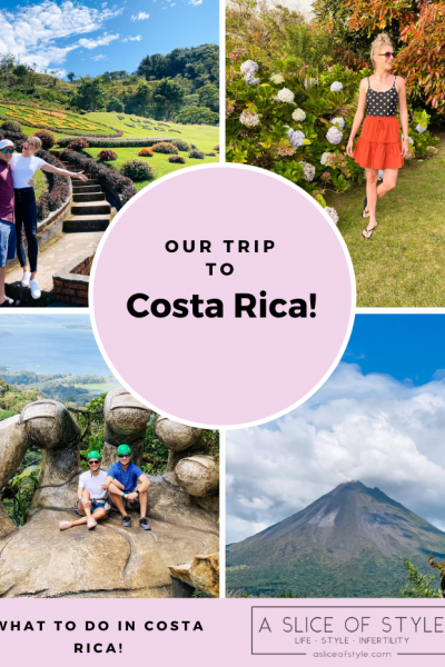 What to Do in Costa Rica: a Complete Travel Guide featured by top US life and style blog, A Slice of Style.