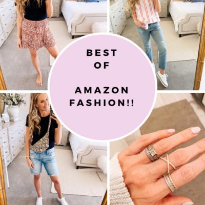 Amazon Fashion Haul for February!