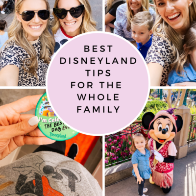 Disneyland Secrets and Tips for Families!