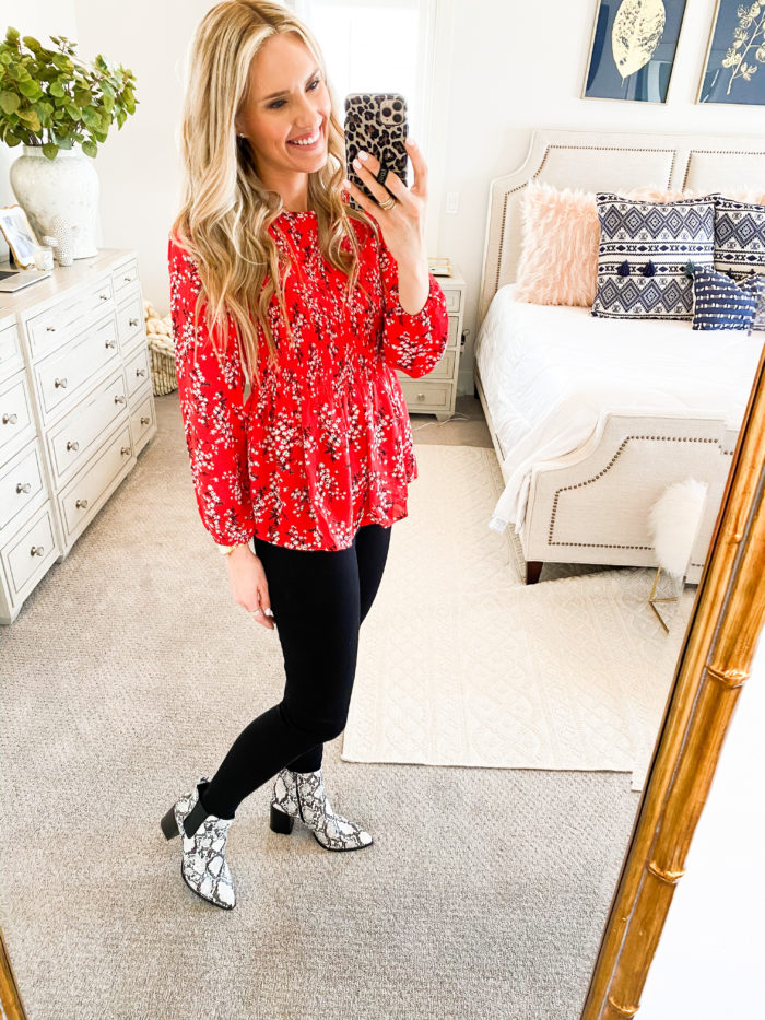 Walmart Fashion Haul for Spring featured by top Utah life and style blog, A Slice of Style.