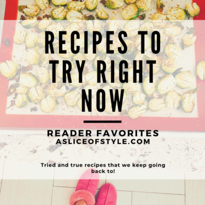 Top 40 Best Recipes to Try Right Now