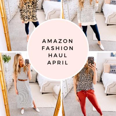Amazon Fashion Haul for April!