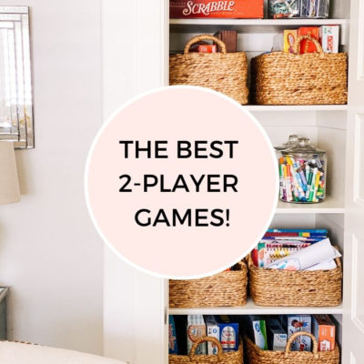 The Best 2-Player Games!