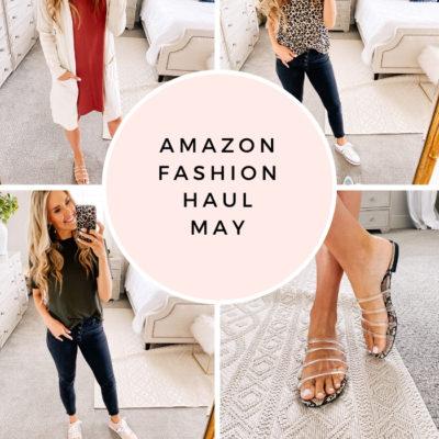 Amazon Fashion Haul for May!