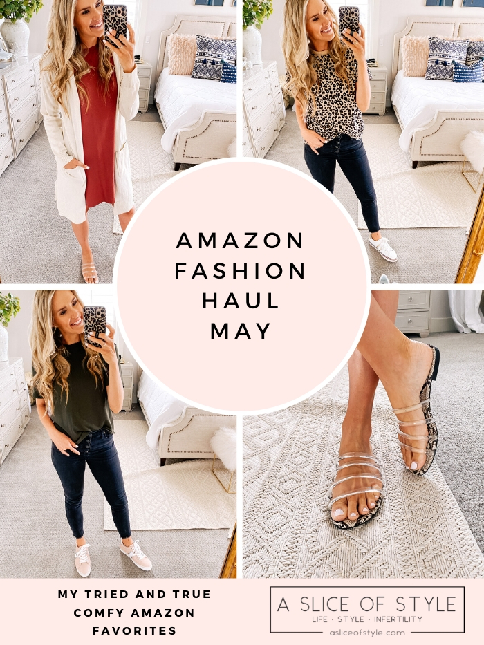 Amazon fashion haul for women