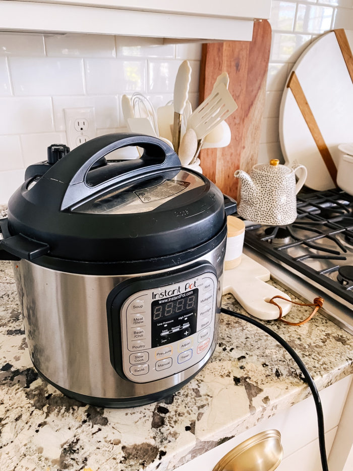 Best Kitchen Tools by popular Utah lifestyle blog, A Slice of Style: image of a Instant Pot.