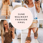 Walmart Fashion Haul for June featured by top Utah life and style blogger, A Slice of Style