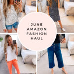 Amazon Fashion Haul for June with the BIGGEST Amazon Fashion Sale featured by top US life and style blogger, A Slice of Style.