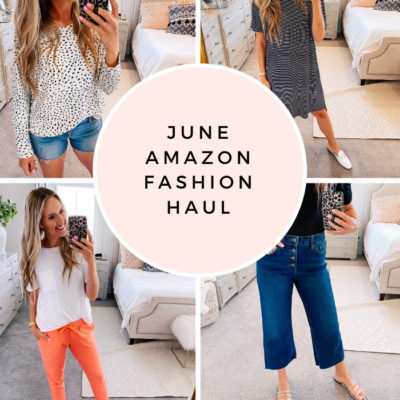 Amazon Fashion Haul for June + BIGGEST Amazon Fashion Sale!