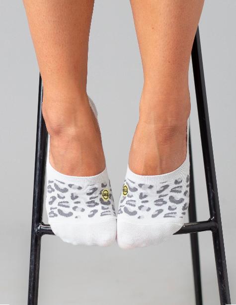 The Slice of Sun by popular Utah fashion blog, A Slice of Style: image of The Slice of Sun no show socks.