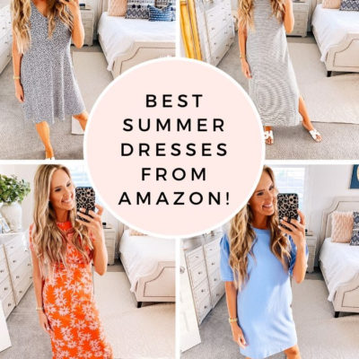Best Summer Dresses from Amazon!