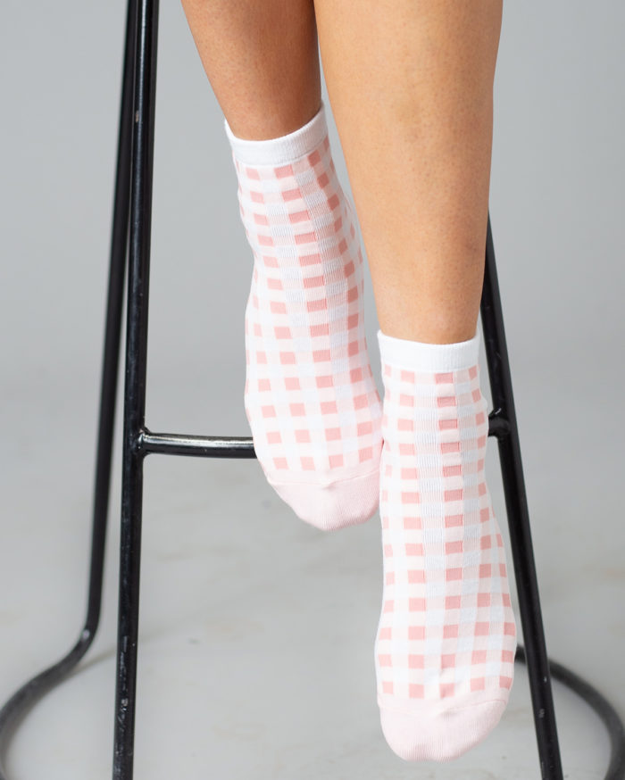 The Slice of Sun by popular Utah fashion blog, A Slice of Style: image of The Slice of Sun ankle socks.