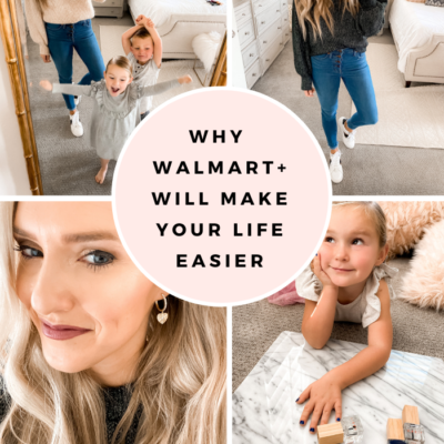 Why Walmart+ Will Make Your Life Easier!