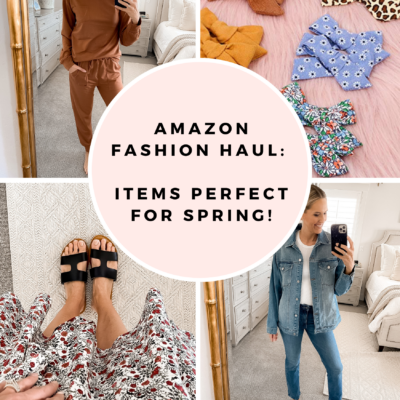 Amazon Fashion Haul: Items Perfect For Spring!