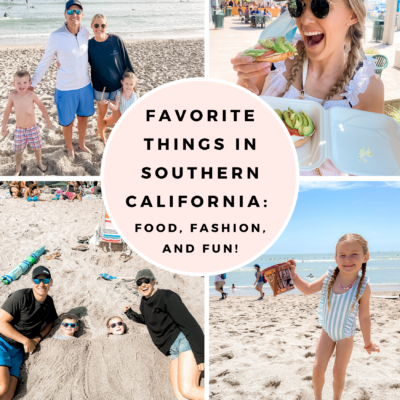 Our Road Trip to Southern California