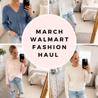 Walmart Fashion Haul: Affordable Clothing I Love!