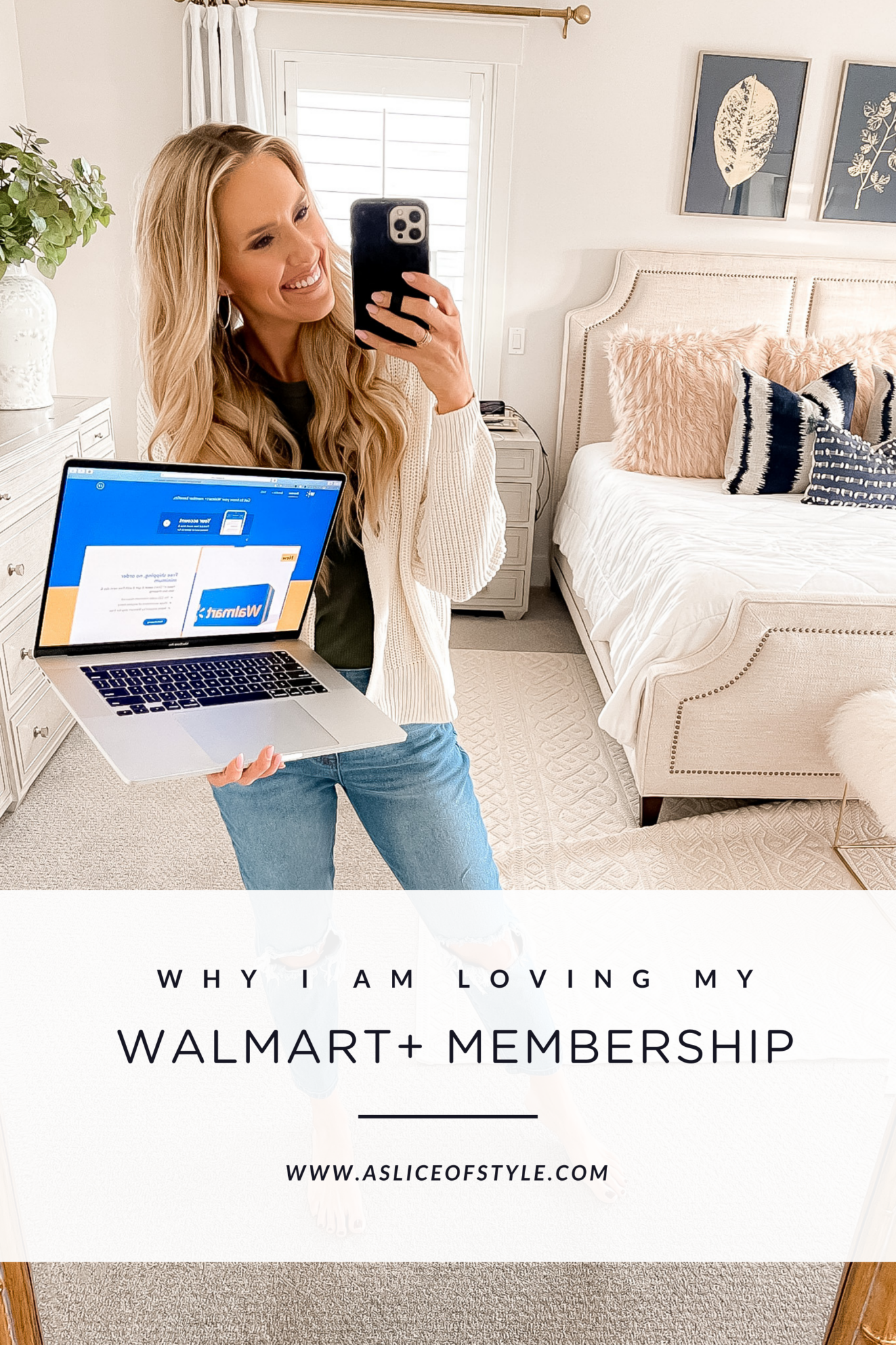 Why I Love My Walmart+ Membership