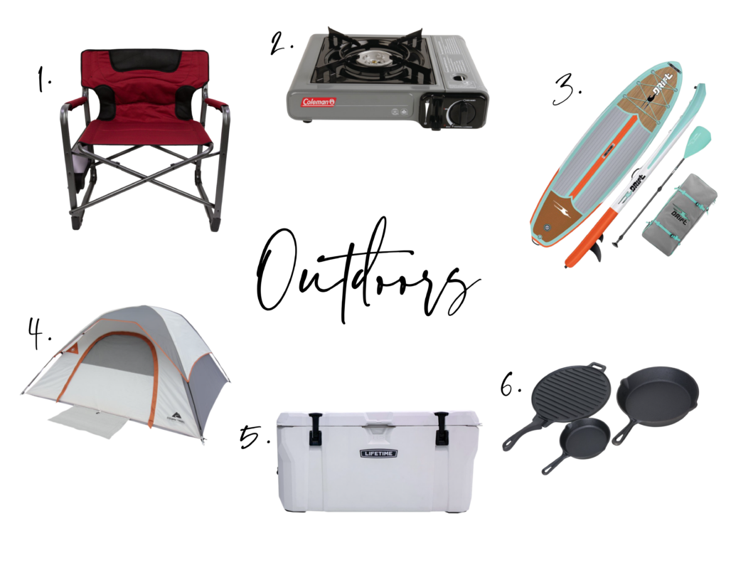 Outdoor Gifts From Walmart