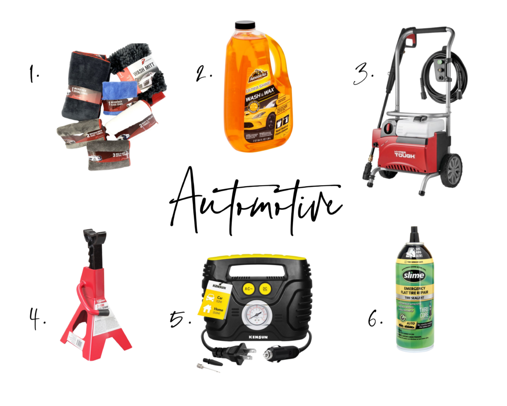 Automotive Gifts from Walmart